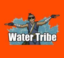 Water Tribe Kids Tee