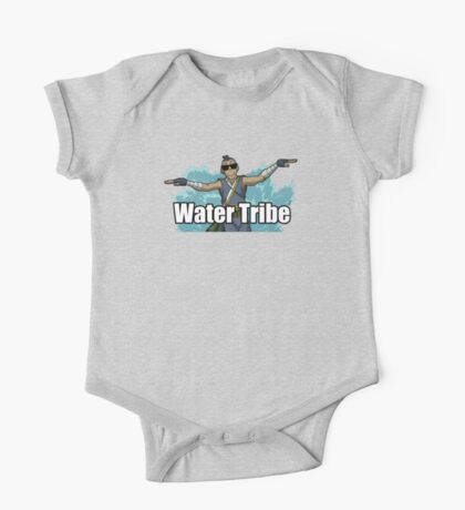 Water Tribe One Piece - Short Sleeve