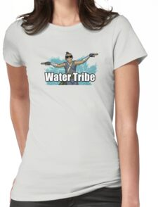 Water Tribe Womens Fitted T-Shirt
