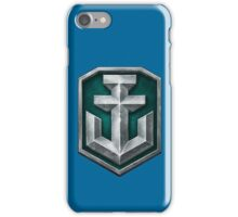 World of Warships Logo iPhone Case/Skin