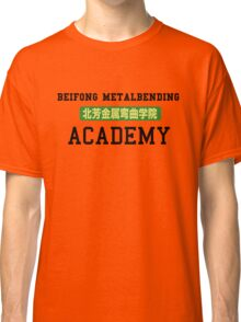 Beifong Metalbending Academy Classic T-Shirt