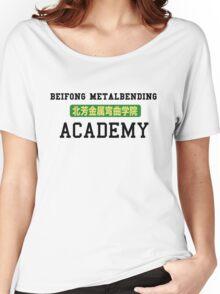 Beifong Metalbending Academy Women's Relaxed Fit T-Shirt