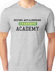 Beifong Metalbending Academy Unisex T-Shirt