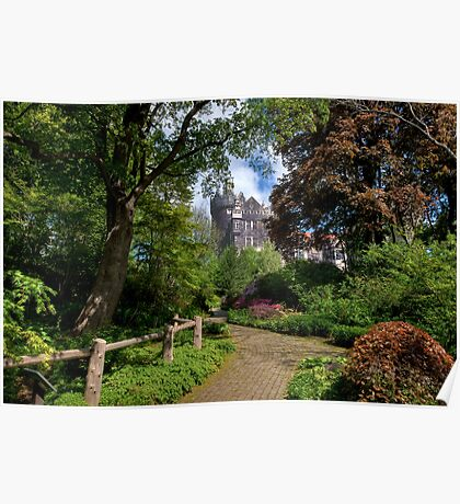 View of Casa Loma Poster
