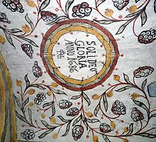 Church Ceiling Decoration  by HELUA