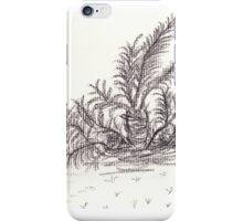 schrub iPhone Case/Skin