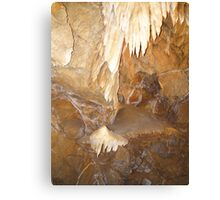 Stalactites -Gifts from Nature 6 Canvas Print