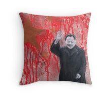 The Ghost of Deng Xiaoping Throw Pillow