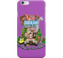 It's a Small Jurassic World (1A) iPhone Case/Skin