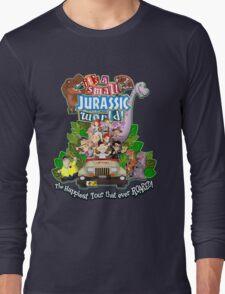 It's a Small Jurassic World (1A) Long Sleeve T-Shirt