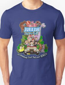 It's a Small Jurassic World (1A) T-Shirt