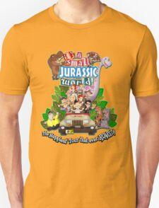 It's a Small Jurassic World (1A) Unisex T-Shirt