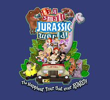 It's a Small Jurassic World (1A) Unisex T-Shirt