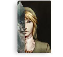 Link Twilight Princess Canvas Print