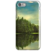 Summer Reflections iPhone Case/Skin