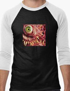 Green beast Men's Baseball ¾ T-Shirt