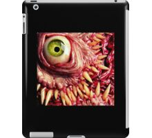 Green beast iPad Case/Skin
