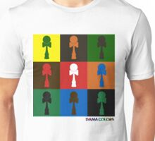 Dama Colors Unisex T-Shirt