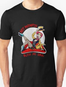 Columbia Pin Up Unisex T-Shirt