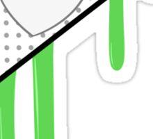 Patch Up (Green) Sticker
