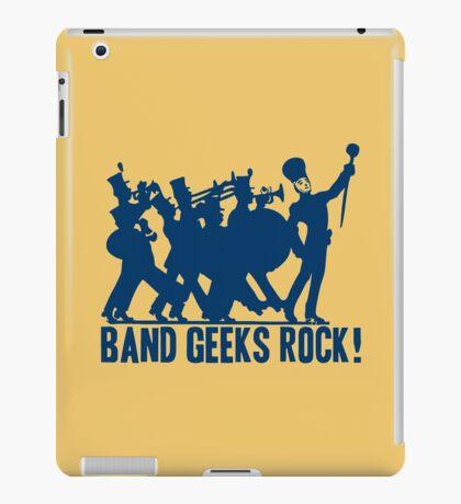 BAND GEEKS ROCK iPad Case/Skin