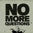 No more questions by Jorge Letona