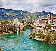 Mostar, Bosnia and Herzegovina by vadim19