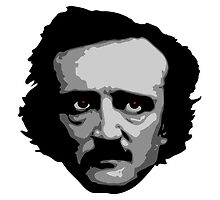 Edgar Allan Poe by William Fehr