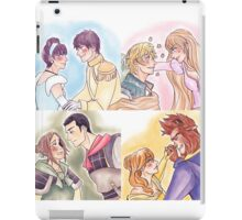 Disney AU - Kimi ni Todoke iPad Case/Skin