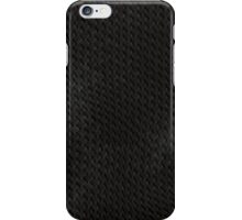 Snake Skin - Dark Grey iPhone Case/Skin