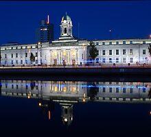 Cork City Hall by JamieOSullivan