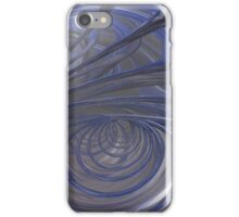 Shouting To The Void iPhone Case/Skin