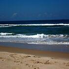 Beach # 3 by Jodie Bennett