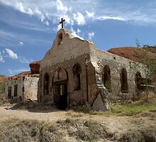 Contrabando Chapel by Terence Russell