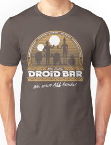 Droid Bar Unisex T-Shirt