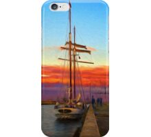 The Flying Dutchman iPhone Case/Skin