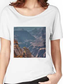 Grand Canyon, Mather Point, Arizona Women's Relaxed Fit T-Shirt