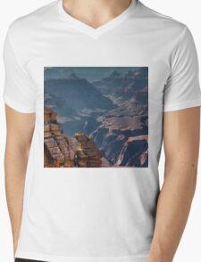 Grand Canyon, Mather Point, Arizona Mens V-Neck T-Shirt