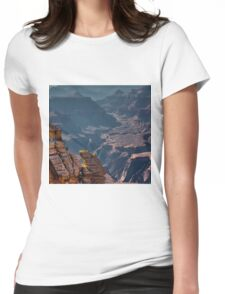Grand Canyon, Mather Point, Arizona Womens Fitted T-Shirt