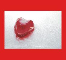 Valentine Heart Baby Tee