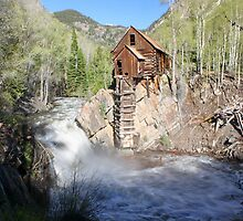 Crystal mills  by jeff welton