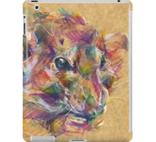Vénielle the rat IV iPad Case/Skin