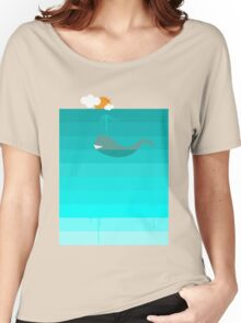The Whale Women's Relaxed Fit T-Shirt