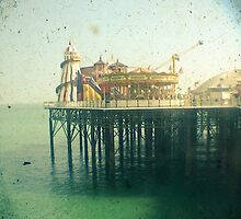 The Pier by Cassia