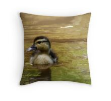 All Fluff n Feathers Throw Pillow