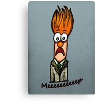 Meeeeeeeeep Canvas Print