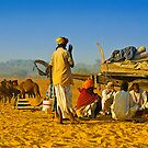 The Village Life-Rajasthan#3 by Mukesh Srivastava
