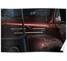 Mack truck - Dalby Poster