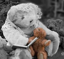 Storytime - The Bearfoot Society™ by Doreen Erhardt