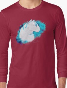 Wip the WhiteIcePanther Long Sleeve T-Shirt